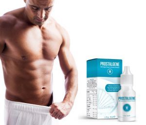 Prostalgene pret capsule