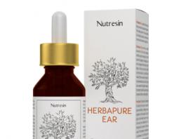 Nutresin Herbapure Ear - Informații complete 2018 - pret, recenzie, forum, pareri, drops, ingrediente - functioneaza? Romania - comanda